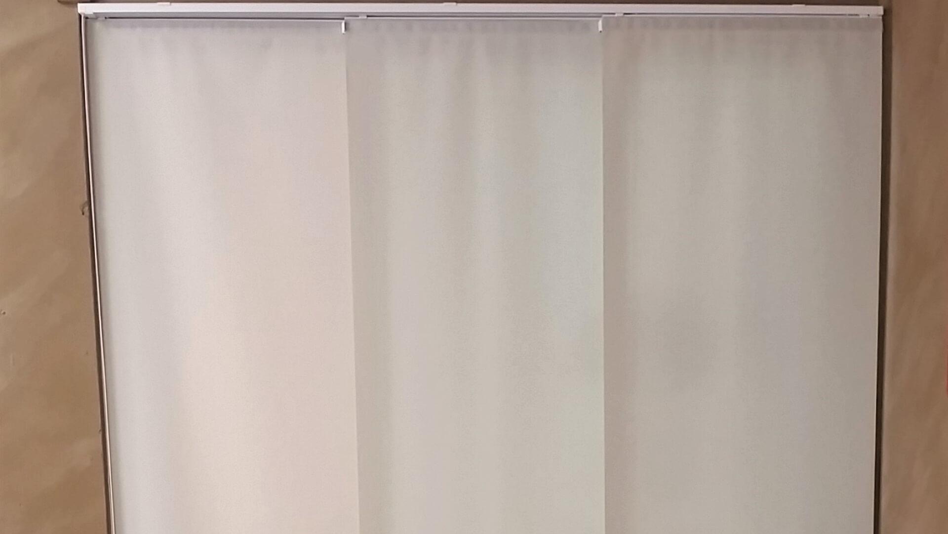Light Filtering Panel Blinds